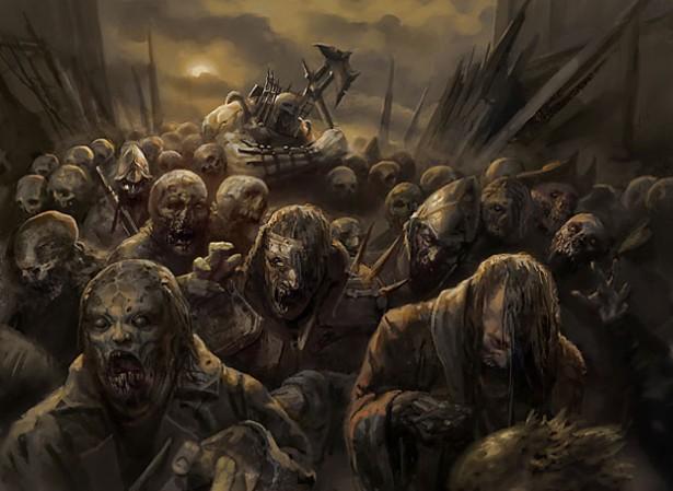 Zombie-Apocalypse-Art-by-Peter-Mohrbache