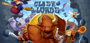 Clash of Lords - Games similar to Clash of Clans
