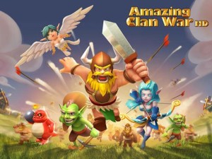 clanwarhd - Games similar to Clash of Clans