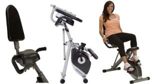 Exerpeutic-400XL - best recumbent bike