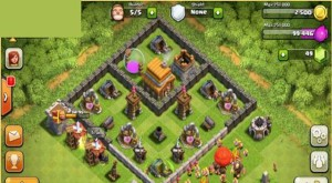 CoC Layout Level 4 - Defensive Base