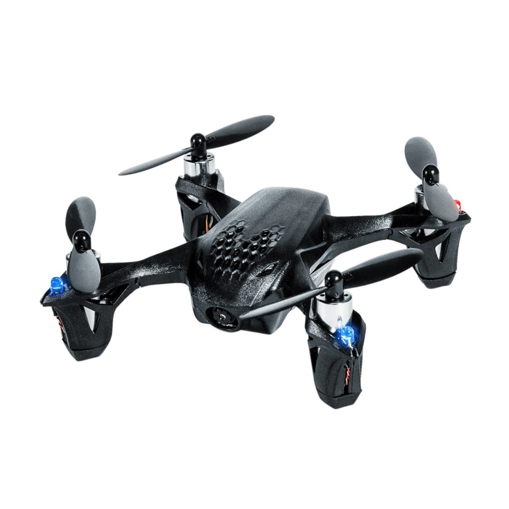 HUBSAN X4 H107D - Mini Quadcopter