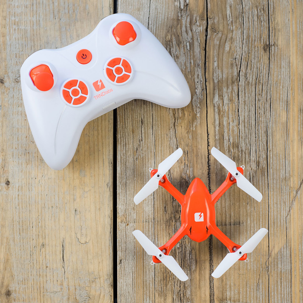 Skyeye - Mini Quadcopter with Camera