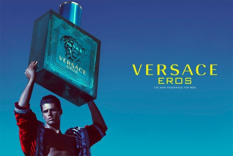 versace eros- Men's Best Perfume