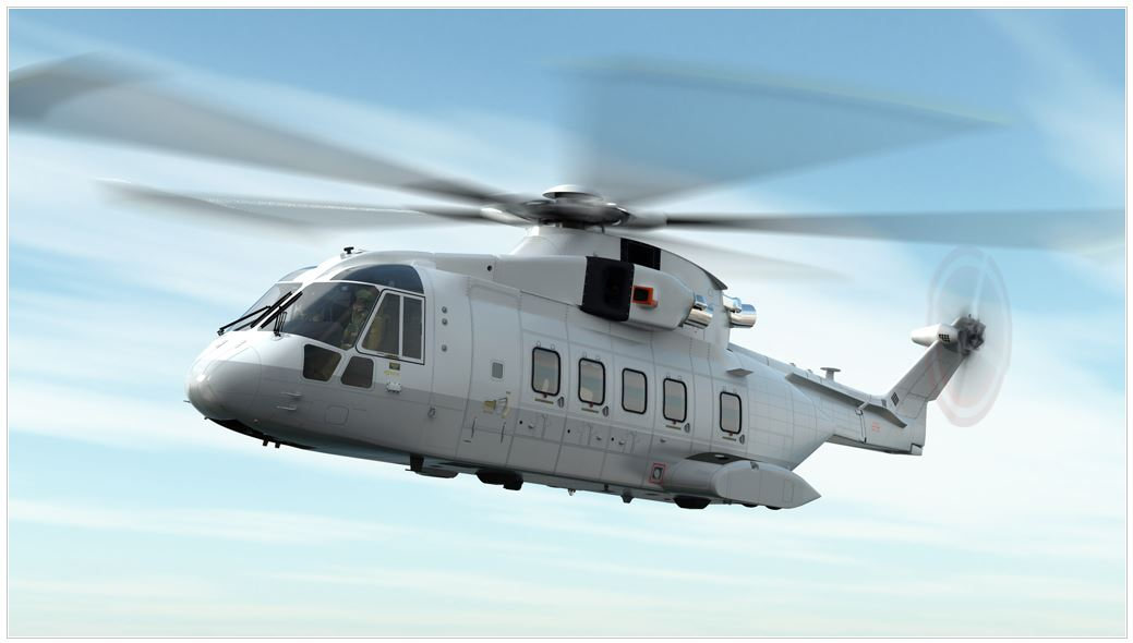 augustawestland-aw101-vip-Personal Helicopters
