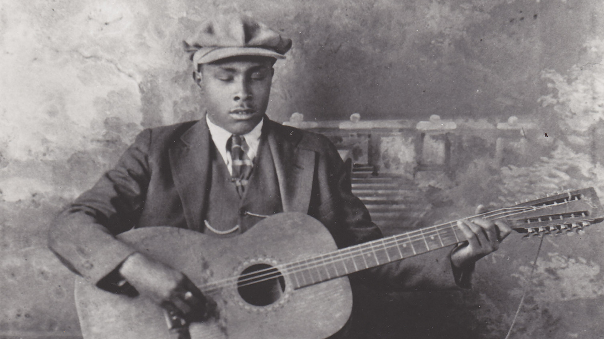 blind-willie-johnson -Blind Musician