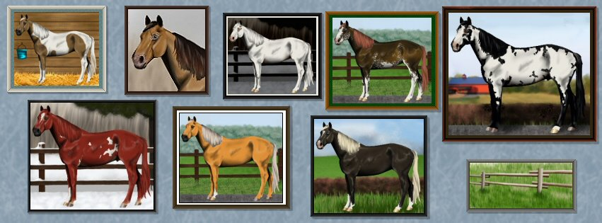 Virtual Horse Breeding Games