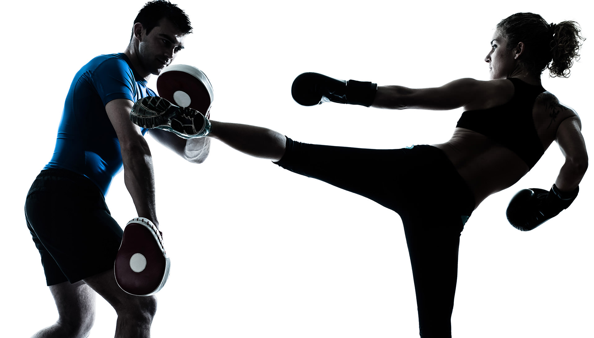 Best Martial Arts for Street Fighting - Kickboxing