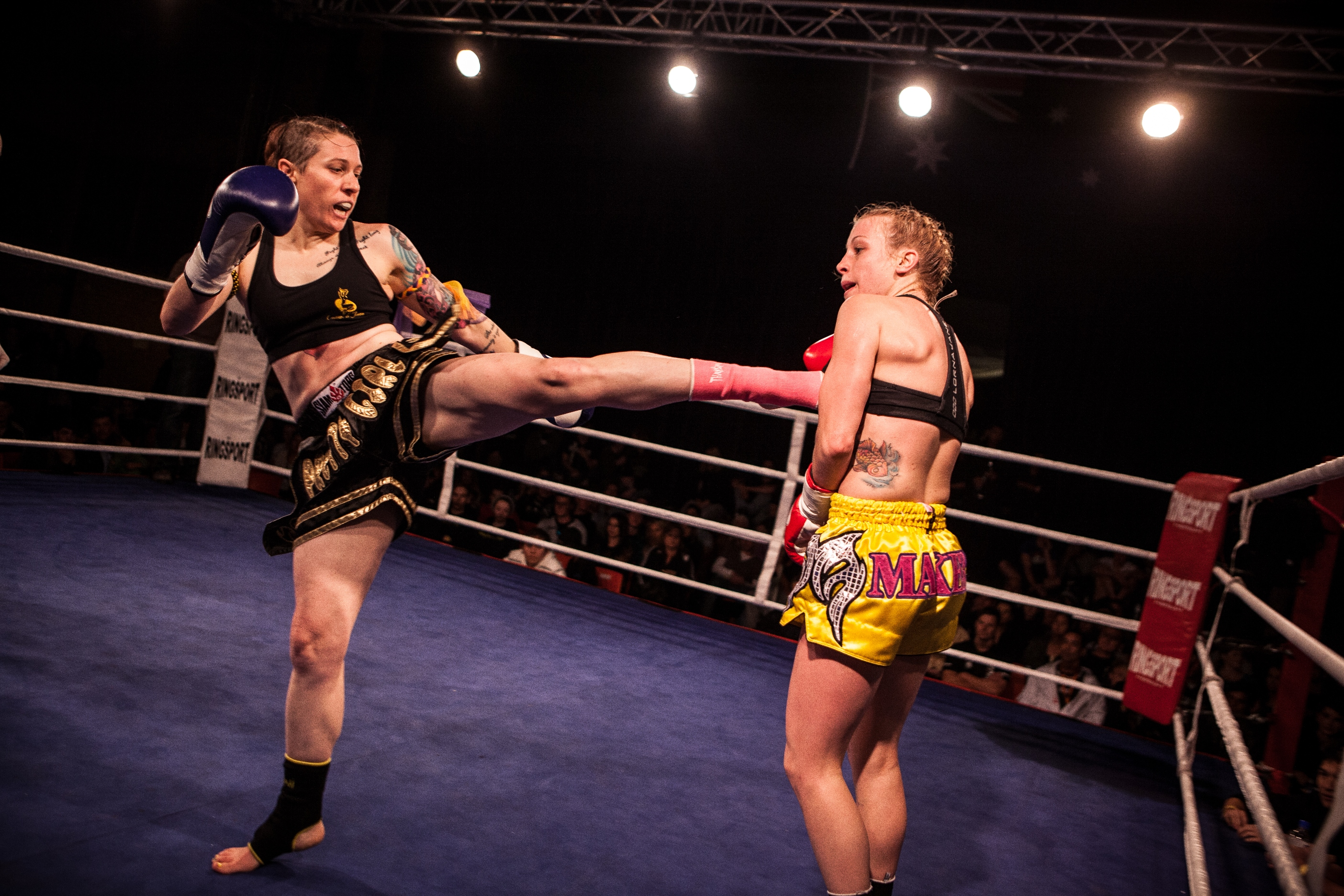 Muay Thai - Best Martial Arts