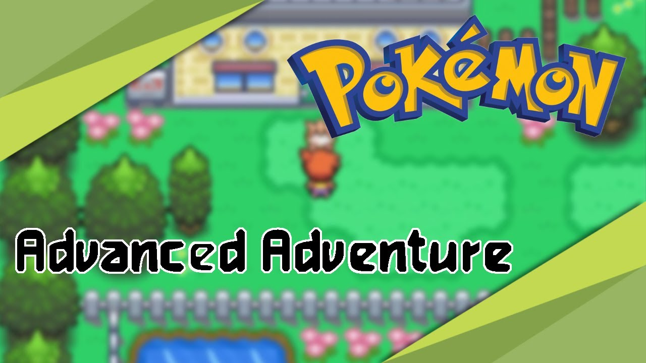 pokemon-advanced-adventure-Fan Made Pokemon Game