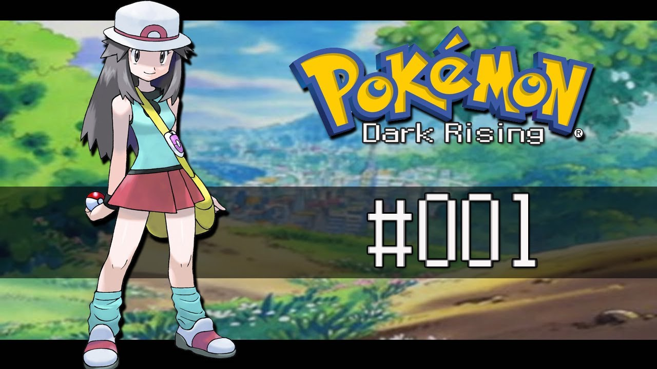 pokemon-dark-rising-Fan Made Pokemon Game