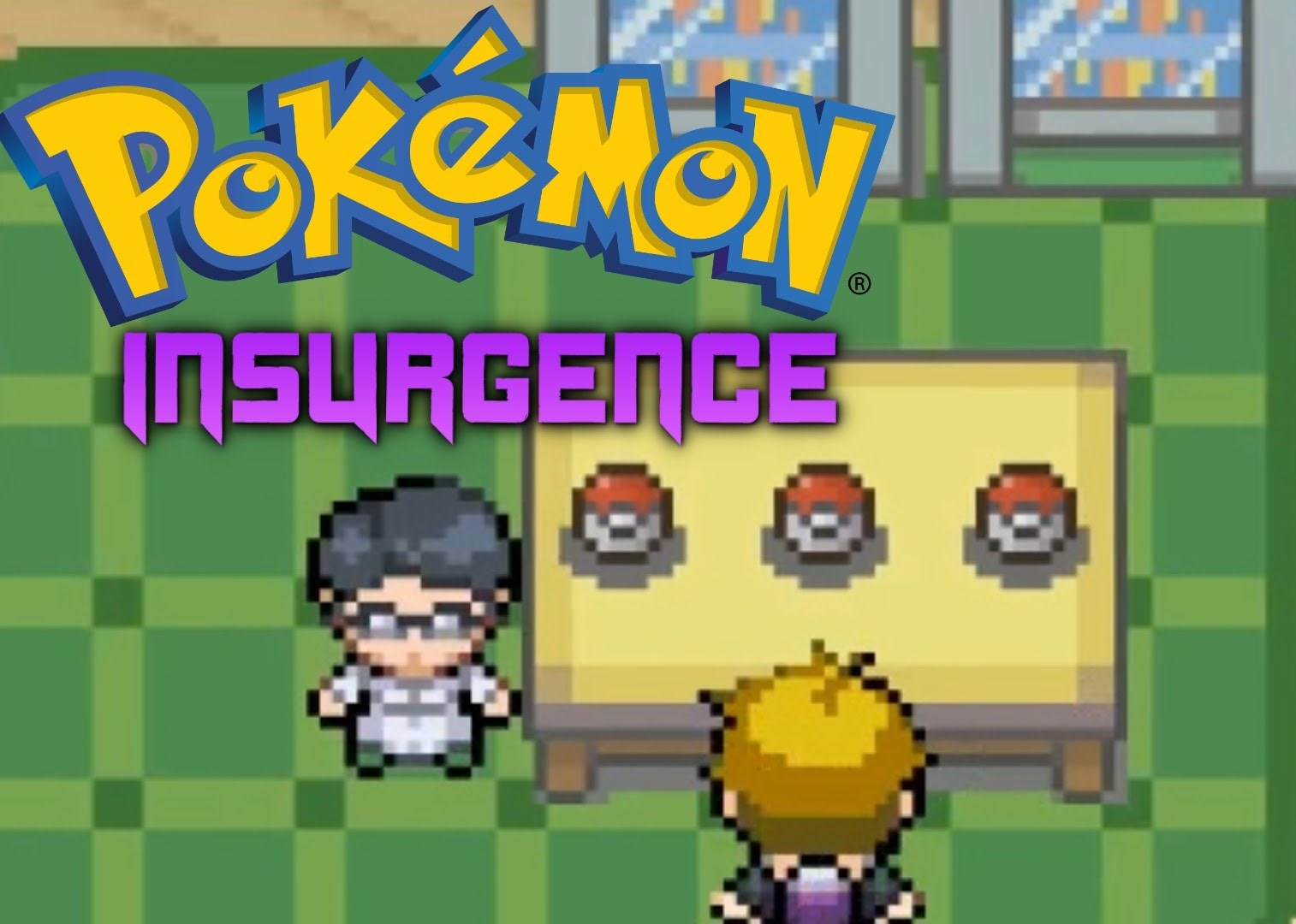 pokemon-insurgence-Fan Made Pokemon Game