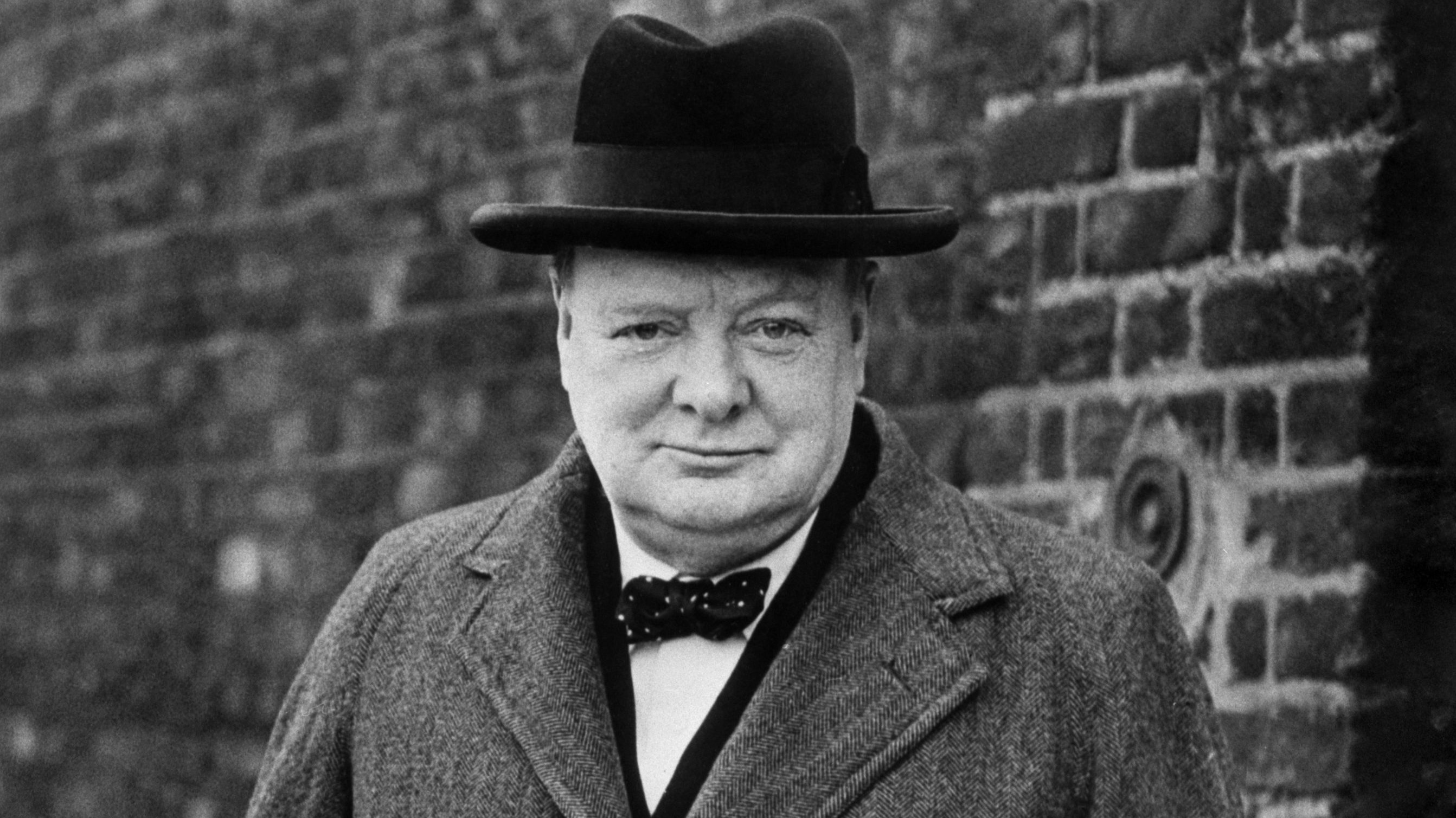 Winston Churchill - Person With BPD
