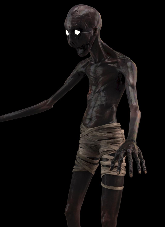 bogeyman- Supernatural Creatures