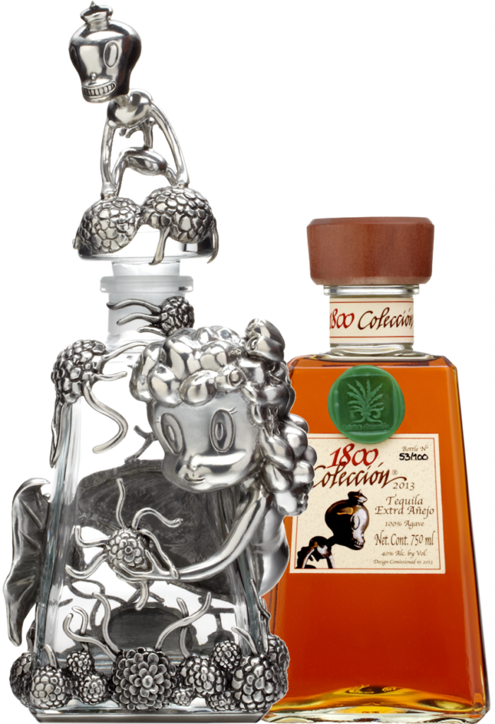 1800 Coleccion -Most Expensive Tequila