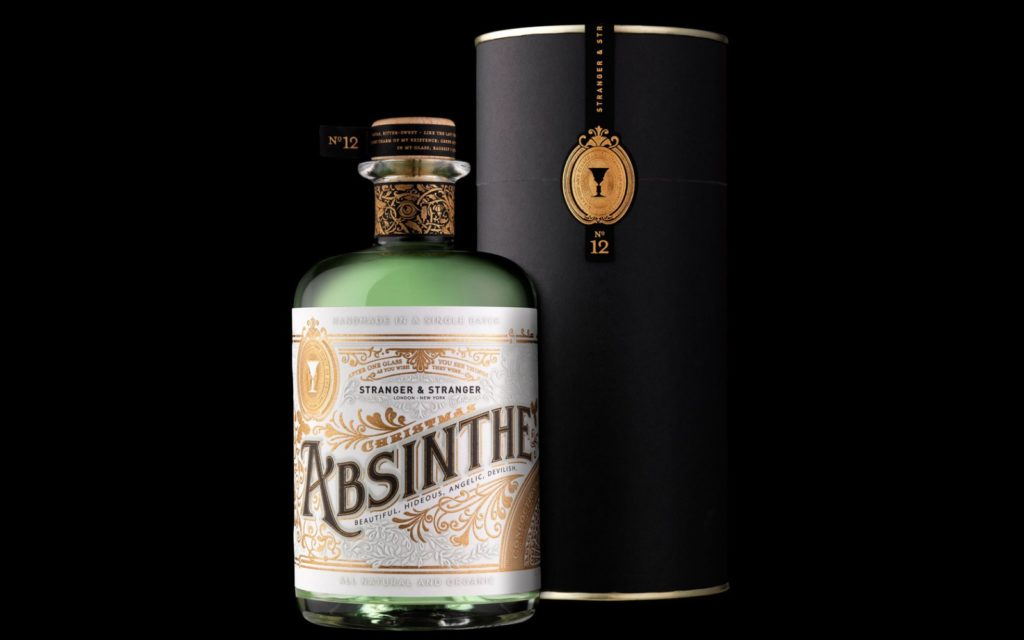Absinthe-strongest alcohol