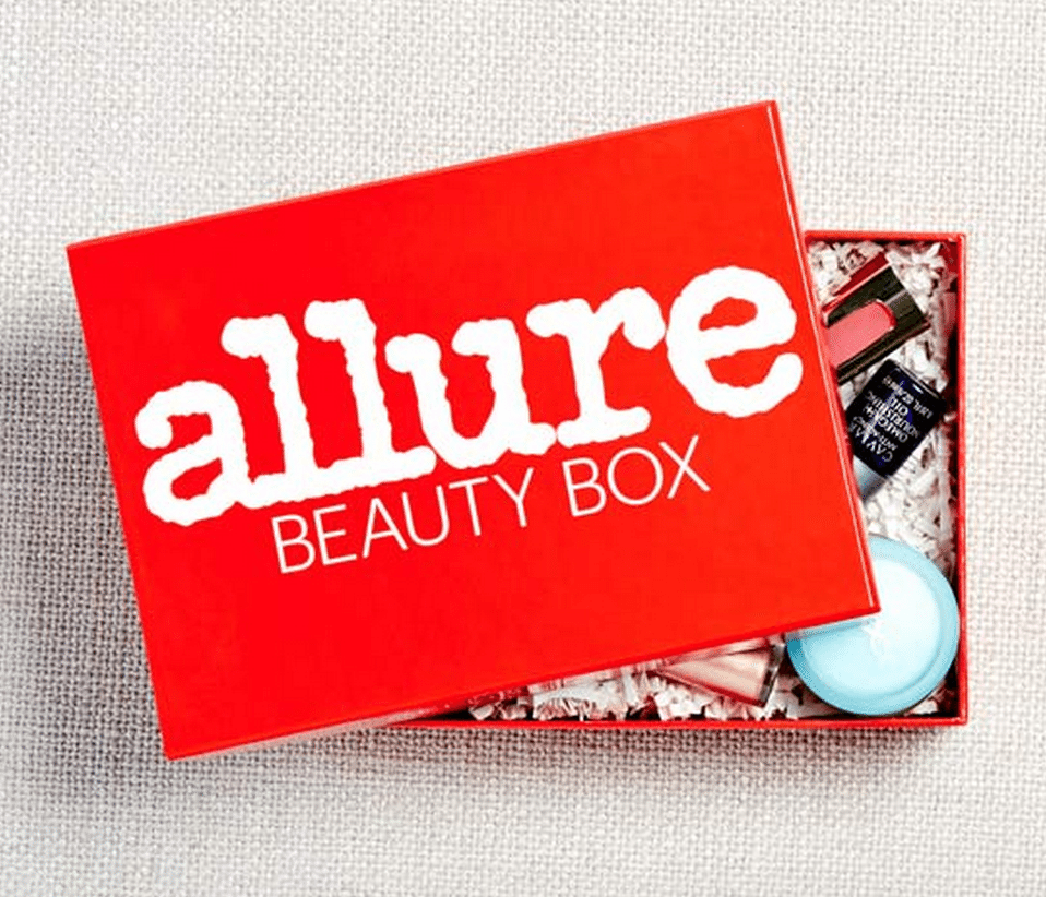 Allure Beauty Box-Subscription Box for Women