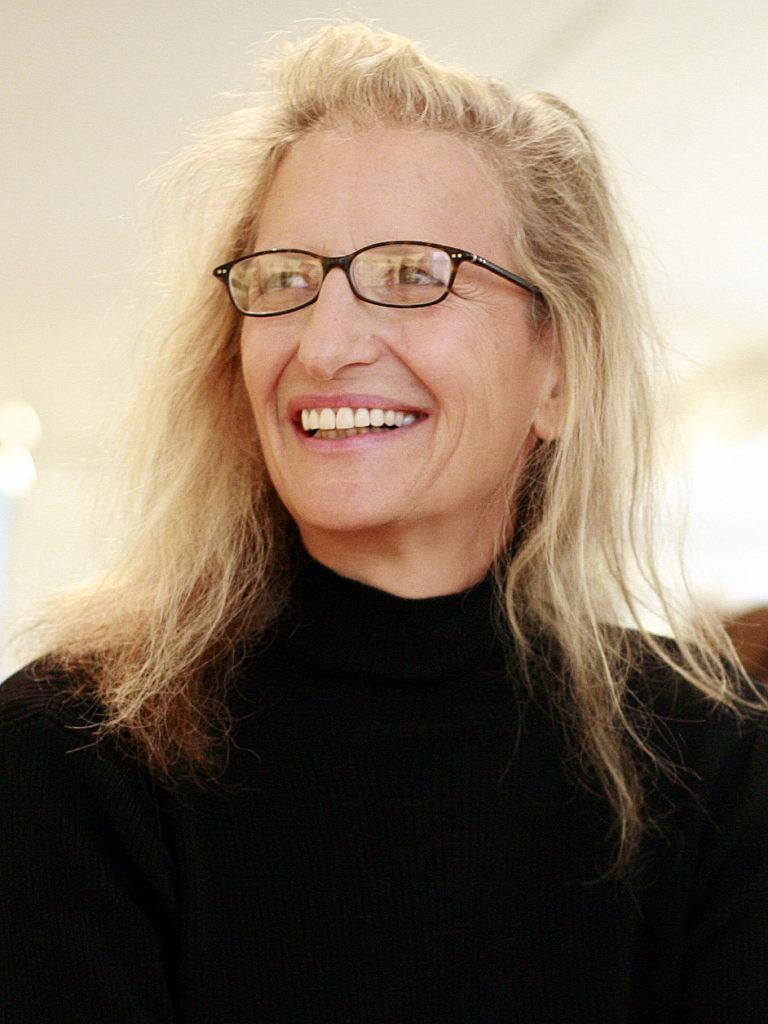 Famous Portrait Photographers -Annie Leibovitz