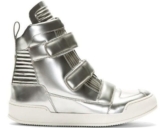 Balmain High Top & Double Strap - Most expensive shoes