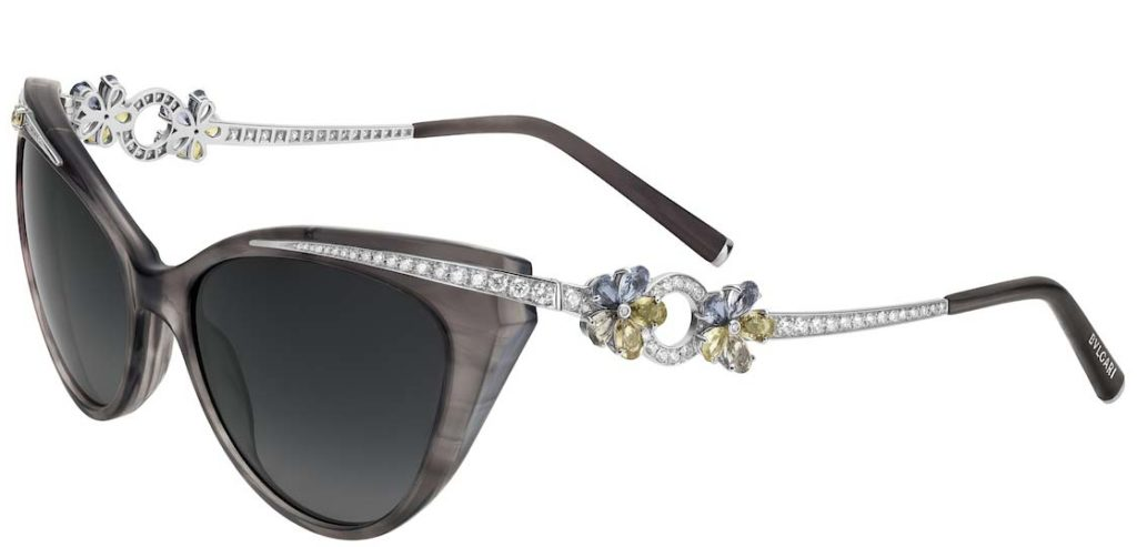 Bulgari Flora-most expensive Sunglasses
