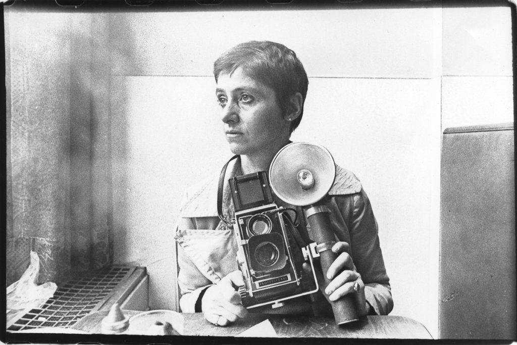 Diane Arbus-best portrait photographers