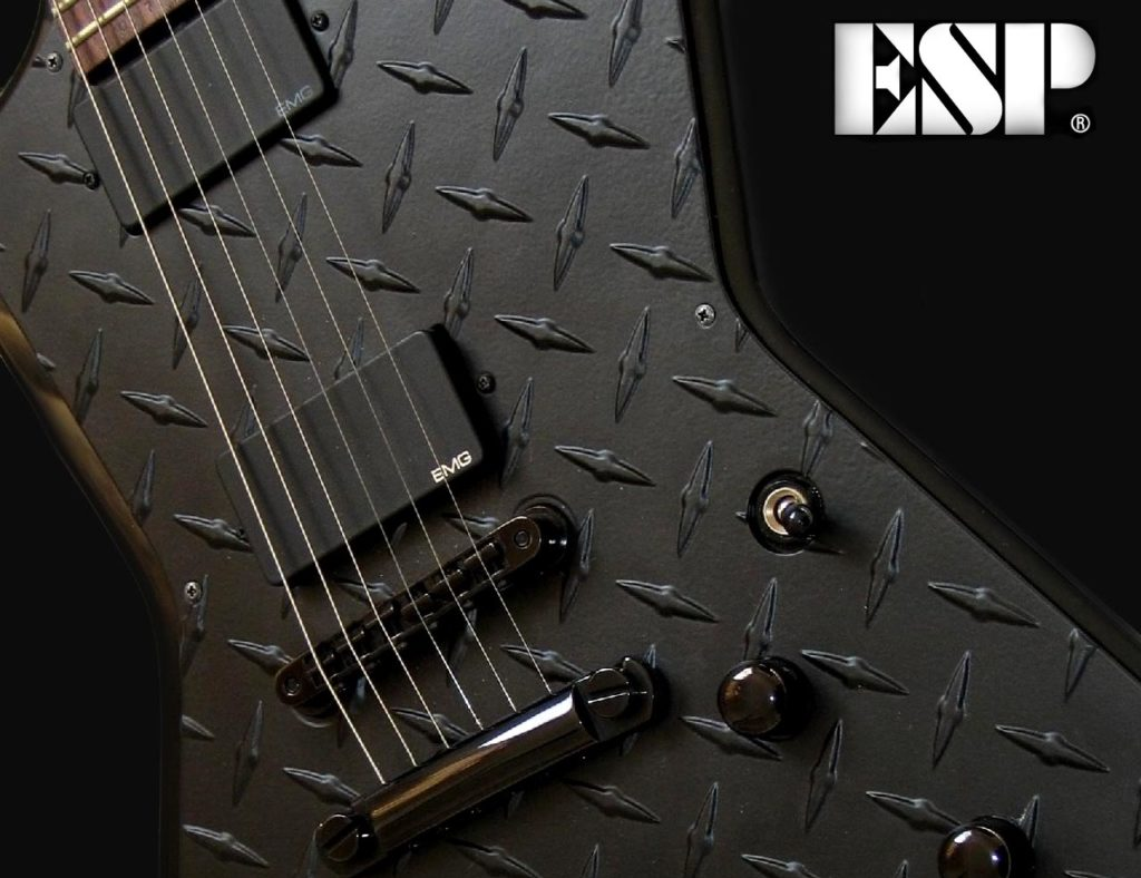 esp - top guitar brands