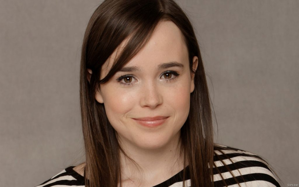 Ellen Page - celebrities that are gay