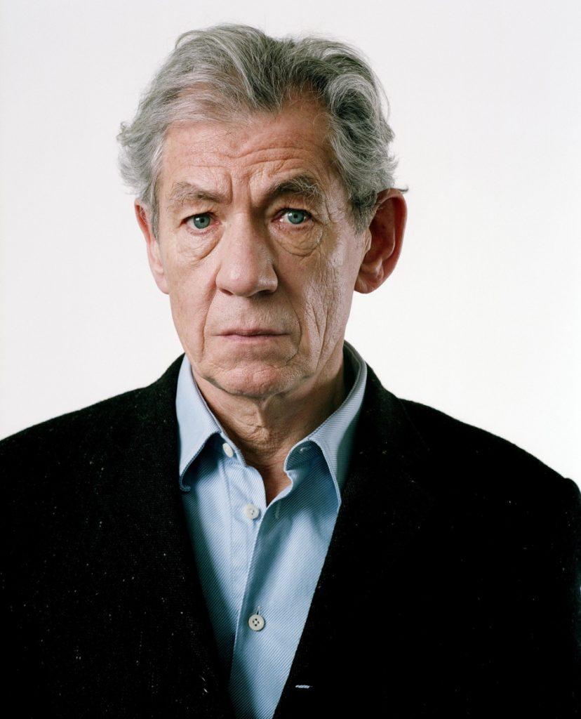 Ian McKellen - gay male celebrities