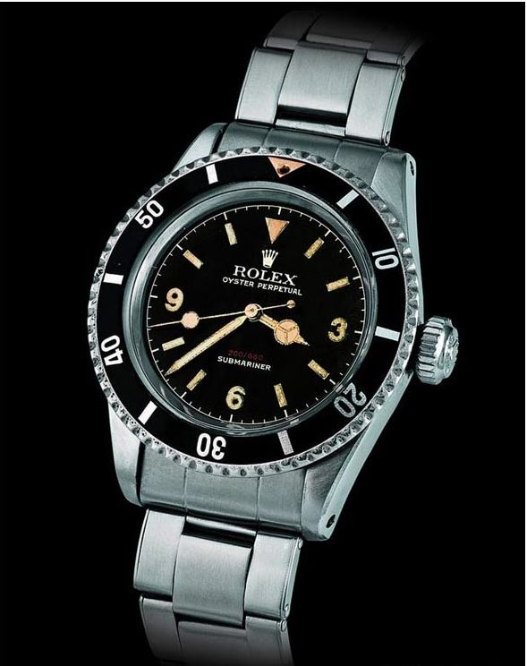 James Bond 1973 Rolex 5513 - expensive rolex watches