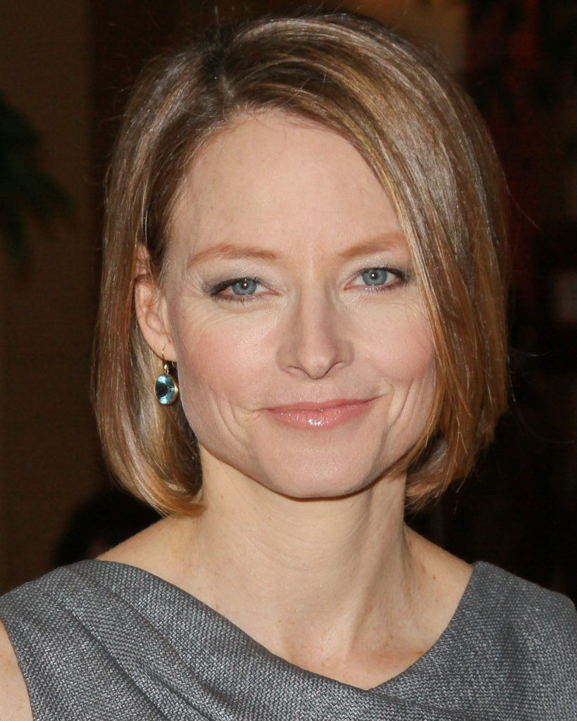 Jodie Foster -famous gay actors