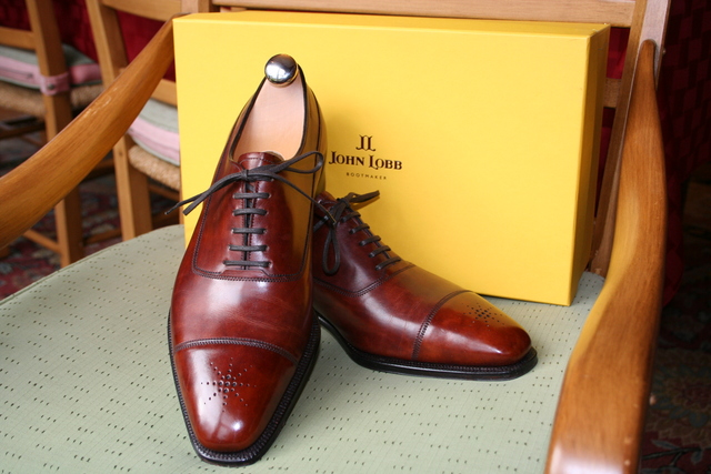 John Lobb 2005 Shoes - Most expensive shoes
