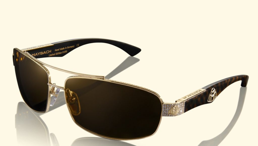 "Maybach ""The Diplomat I""-most expensive sunglasses"
