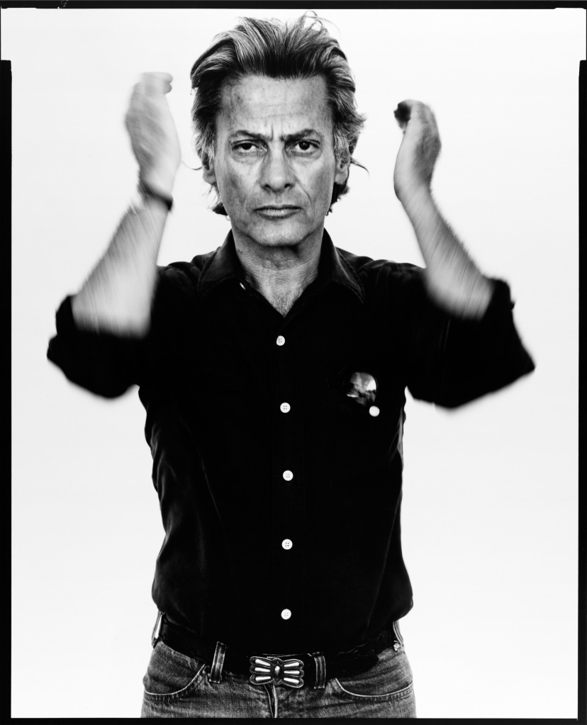 Richard Avedon -famous portrait photographers