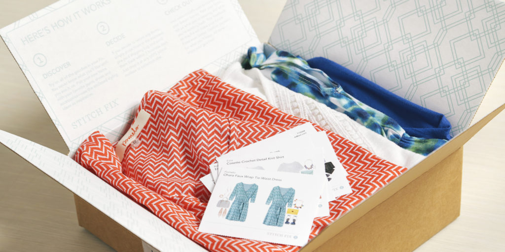 Stitch Fix -Subscription Box for Women