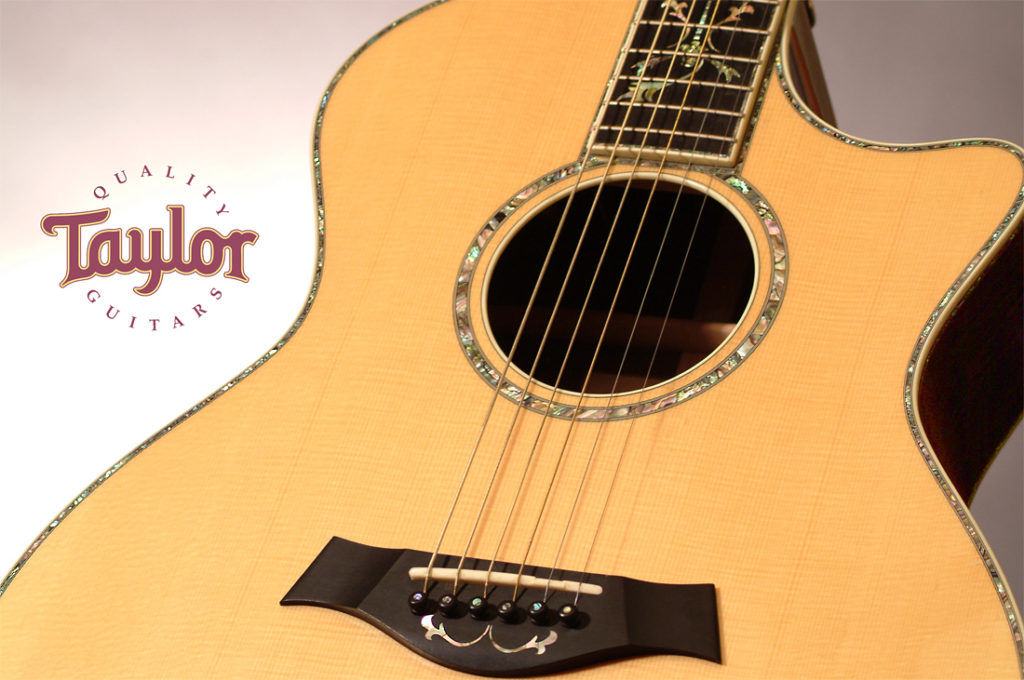 Taylor - top acoustic guitar brands