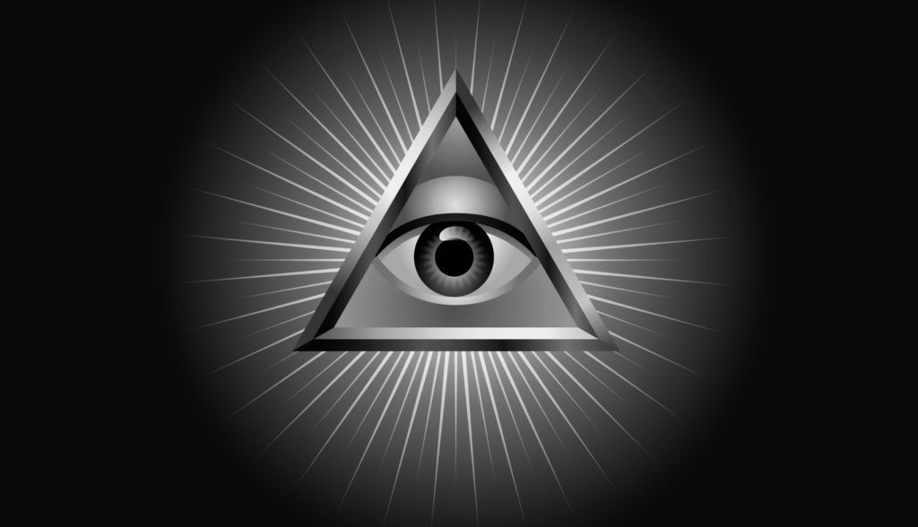 The All-Seeing Eye - illuminati symbology