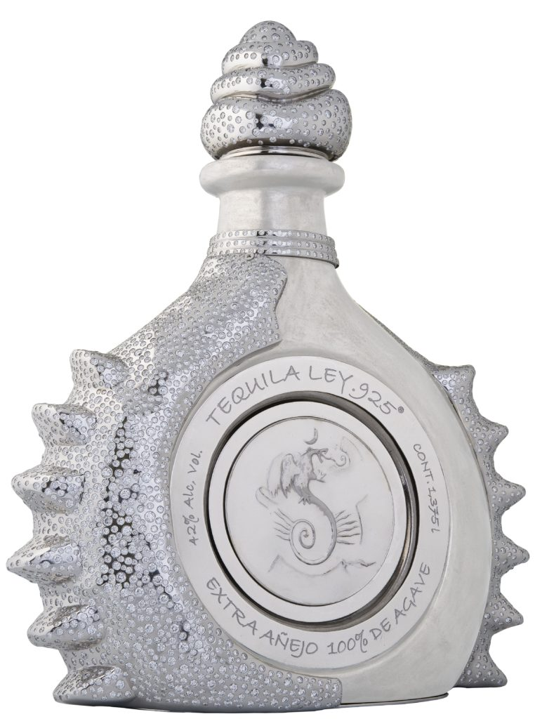 Ultra-Premium Ley .925 Pasion Azteca-Most Expensive Tequila in the world