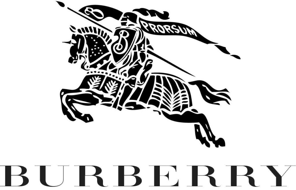 Burberry-luxury fashion brands