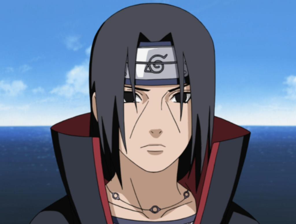 Itachi Uchiha - naruto main characters