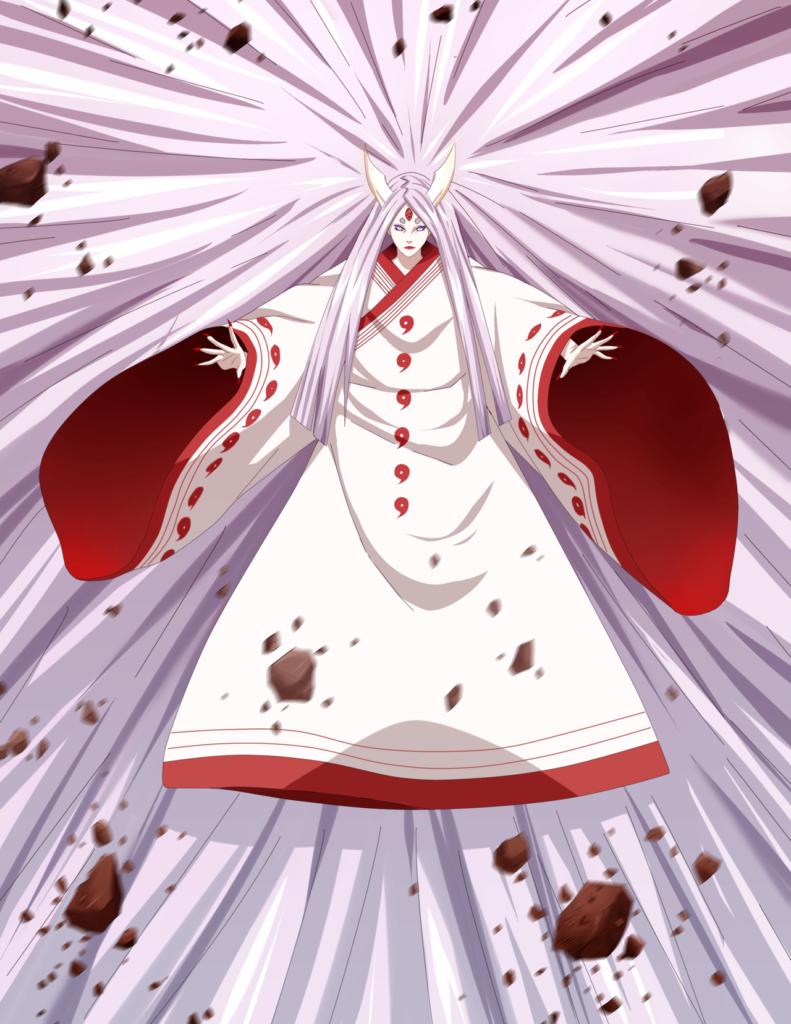 Kaguya Ootsutsuki - naruto female characters