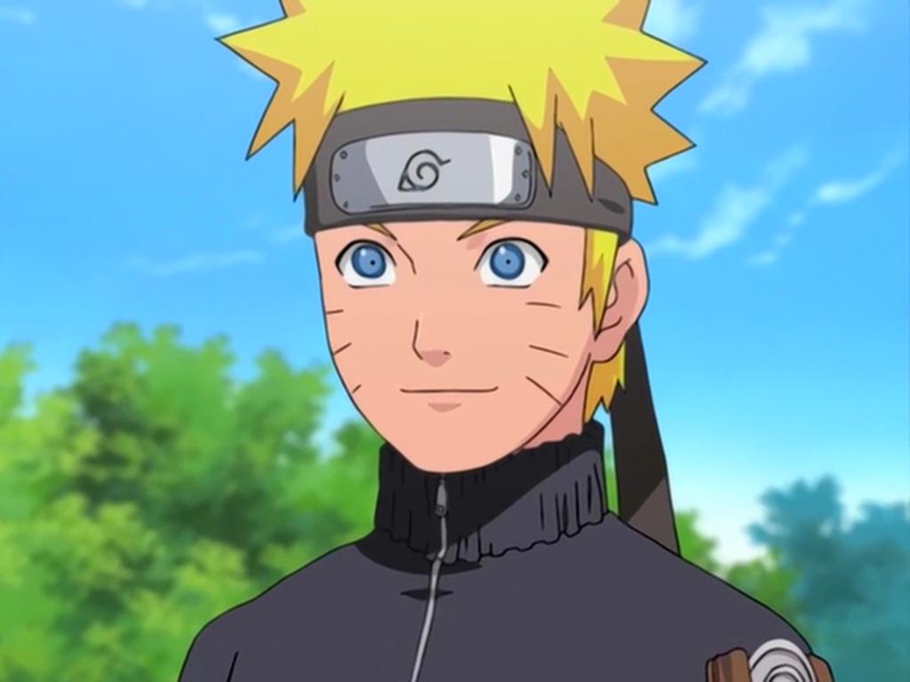 Naruto Uzumaki -naruto main characters