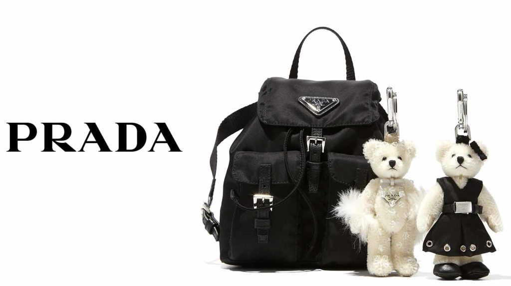 Prada - expensive fashion brands