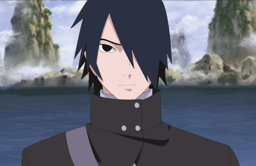 Sasuke Uchiha-strongest naruto characters